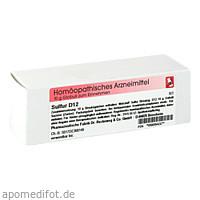 Sulfur D12, 10 G, Dr.Reckeweg & Co. GmbH
