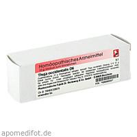 Thuja D6, 10 G, Dr.Reckeweg & Co. GmbH