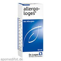 allergoLoges, 50 ML, Dr. Loges + Co. GmbH