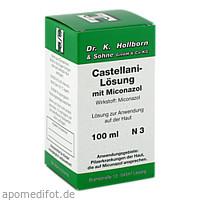 Castellani-Lösung mit Miconazol, 100 ML, Dr.K.Hollborn & Söhne GmbH & Co. KG