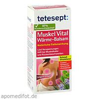 tetesept Muskel Vital Wärme-Balsam, 100 G, Merz Consumer Care GmbH