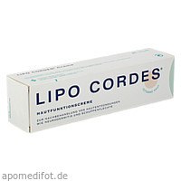 LIPO CORDES, 100 G, Ichthyol-Gesellschaft Cordes Hermanni & Co. (GmbH & Co.) KG