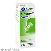 Sinupret Tropfen, 100 ML, Bionorica Se