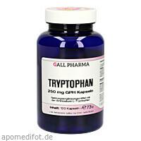 Tryptophan 250mg GPH Kapseln, 120 ST, Hecht-Pharma GmbH