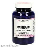Carnosin 250mg GPH Kapseln, 180 ST, Hecht-Pharma GmbH