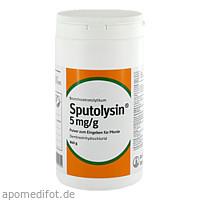 SPUTOLYSIN Pulver f.Pferde, 840 G, Boehringer Ingelheim Vetmedica GmbH