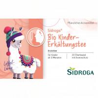Sidroga Bio Kinder-Erkältungstee, 20X1.5 G, Sidroga Gesellschaft Für Gesundheitsprodukte mbH
