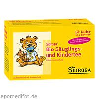 Sidroga Bio Säuglings-und Kindertee, 20X1.3 G, Sidroga Gesellschaft Für Gesundheitsprodukte mbH