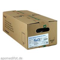 Kochsalzlösung 0.9% Ecobag, 20X100 ML, B. Braun Melsungen AG
