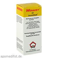 INCONTISAL 21 Tropfen f.Heimtiere, 50 ML, Biokanol Pharma GmbH