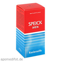 SPEICK RASIERSEIFE, 50 G, Speick Naturkosmetik GmbH & Co. KG