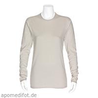 Neurodermitis Silberhemd weiss XL Langarm, 1 ST, Bestsilver GmbH & Co. KG