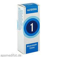 MINERALSTOFF-Creme Nr.1, 75 ML, Orthim KG
