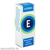 Mineralstoff-Creme E, 75 ML, Orthim GmbH & Co. KG