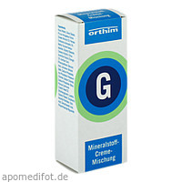 Mineralstoff-Creme G, 75 ML, Orthim GmbH & Co. KG