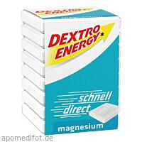 Dextro ENERGEN MAGNESIUM Würfel, 1 ST, Kyberg Pharma Vertriebs GmbH