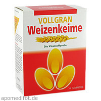 Weizenkeime Vollgran Grandel, 1000 G, Dr. Grandel GmbH