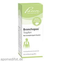 BRONCHOPAS Tropfen, 50 ML, Pascoe pharmazeutische Präparate GmbH