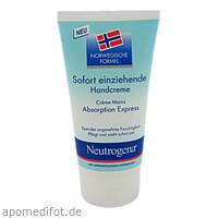 Neutrogena Norweg.Formel sofort einziehende Handcr, 75 ML, Johnson&Johnson Gmbh-Chc
