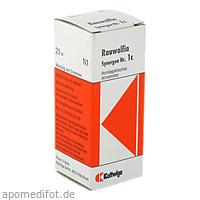 SYNERGON KOMPL RAUWOLFIA 1c, 20 ML, Kattwiga Arzneimittel GmbH