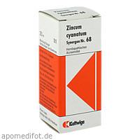 SYNERGON KOMPL ZINC CYA 68, 20 ML, Kattwiga Arzneimittel GmbH