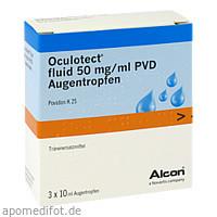 Oculotect fluid PVD Augentropfen, 3X10 ML, Alcon Deutschland GmbH