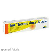 hot Thermo dura C Creme, 50 G, Mylan Healthcare GmbH