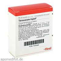 TARAXACUM INJ, 10 ST, Biologische Heilmittel Heel GmbH