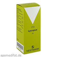 Lycopus H 170, 100 ML, Nestmann Pharma GmbH
