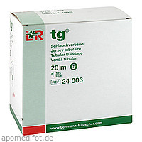 TG Schlauchverband weiß 20m Gr.9 24006, 1 Stück, Actipart GmbH