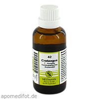 Crataegus F Komplex 42, 50 ML, Nestmann Pharma GmbH