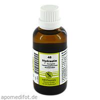 Hydrastis F Komplex 48, 50 ML, Nestmann Pharma GmbH