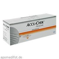 ACCU-CHEK FlexLink 8/80 mit Adapter, 10 ST, Roche Diabetes Care Deutschland GmbH