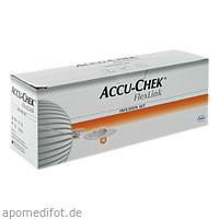 ACCU-CHEK FlexLink 10/60 mit Adapter, 10 ST, Roche Diabetes Care Deutschland GmbH