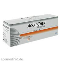 ACCU-CHEK FlexLink 10/110 mit Adapter, 10 ST, Roche Diabetes Care Deutschland GmbH