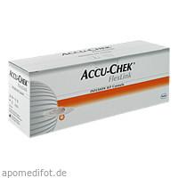 ACCU-CHEK FlexLink Cannula 10 mit Adapter, 10 ST, Roche Diabetes Care Deutschland GmbH