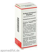 Acidum benzoicum Oligoplex, 50 ML, Meda Pharma GmbH & Co. KG