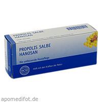 PROPOLIS SALBE HANOSAN, 30 G, Hanosan GmbH