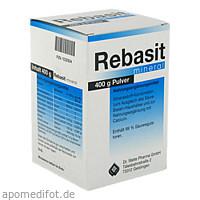Rebasit mineral, 400 G, Dr. Welte Pharma GmbH