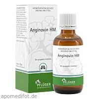 Anginovin HM, 50 ML, Homöopathisches Laboratorium Alexander Pflüger GmbH & Co. KG
