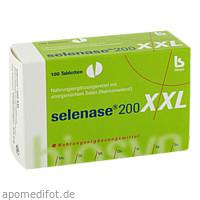 selenase 200 XXL Tabletten, 100 ST, Junek Europ-Vertrieb GmbH