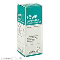 LÖWE-Kpmplex Nr. 5 Echinacea comp., 100 ML, Infirmarius GmbH