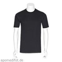 Best4Body Silberunterhemd schwarz Gr.S, 1 ST, Bestsilver GmbH & Co. KG