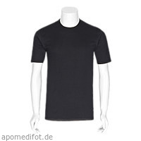 Best4Body Silberunterhemd schwarz Gr.M, 1 ST, Bestsilver GmbH & Co. KG
