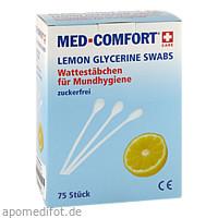 Mundpflegestäbchen-Lemon Sticks, 25X3 ST, Brinkmann Medical Ein Unternehmen der Dr. Junghans Medical GmbH