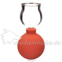 Saugglocke mit Ball Durchmesser 40mm, 1 ST, Careliv Produkte Ohg