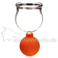 Saugglocke mit Ball Durchmesser 60mm, 1 ST, Careliv Produkte Ohg