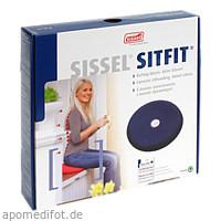 SISSEL-SITFIT 33cm Durchmesser rot, 1 ST, Novacare GmbH