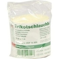 TRIKOTSCHLAUCHBIN 4X6CM, 1 ST, Lohmann & Rauscher GmbH & Co. KG
