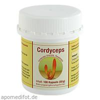 Cordyceps sinensis, 100 ST, Allpharm Vertriebs GmbH